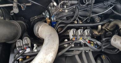 Автомобилна газова уредба